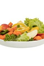 Trixie Ceramic Vegetable Feeding Bowl for Small Animals