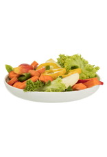 Trixie Ceramic Vegetable Small Animal Feeding Bowl