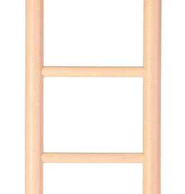 Trixie Wooden Ladder for Bird Cages 5 rungs 24cm