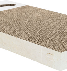 Trixie Cardboard Cat Scratching Post Flat 70 x 6 x 38cm