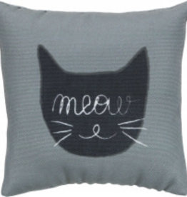Trixie Filled Cushion for Cats with 'Meow' Motiff 10cm