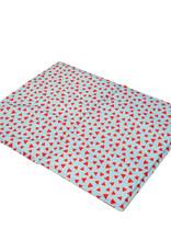 Rosewood Watermelon Print Rectangular Pet Cool Mat