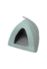 Gor Pets Camden Pyramid Cat Bed 40x40x40cm in Mint