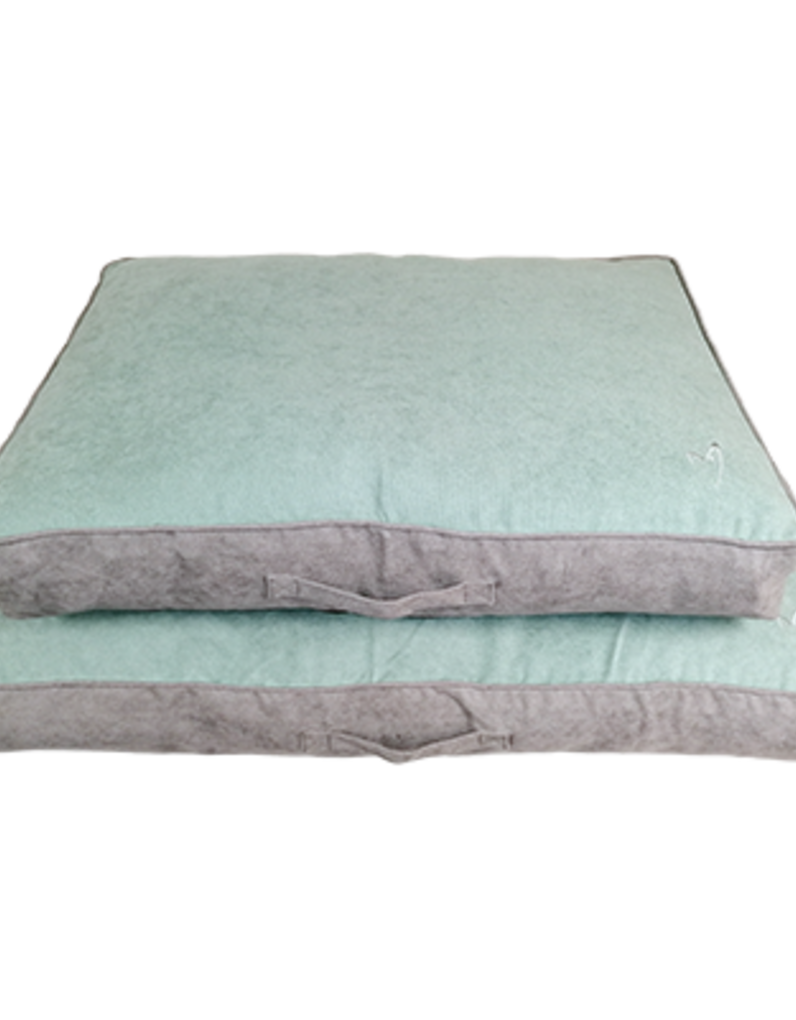 Gor Pets Camden Sleeper Dog Bed with Removable Cover in Mint