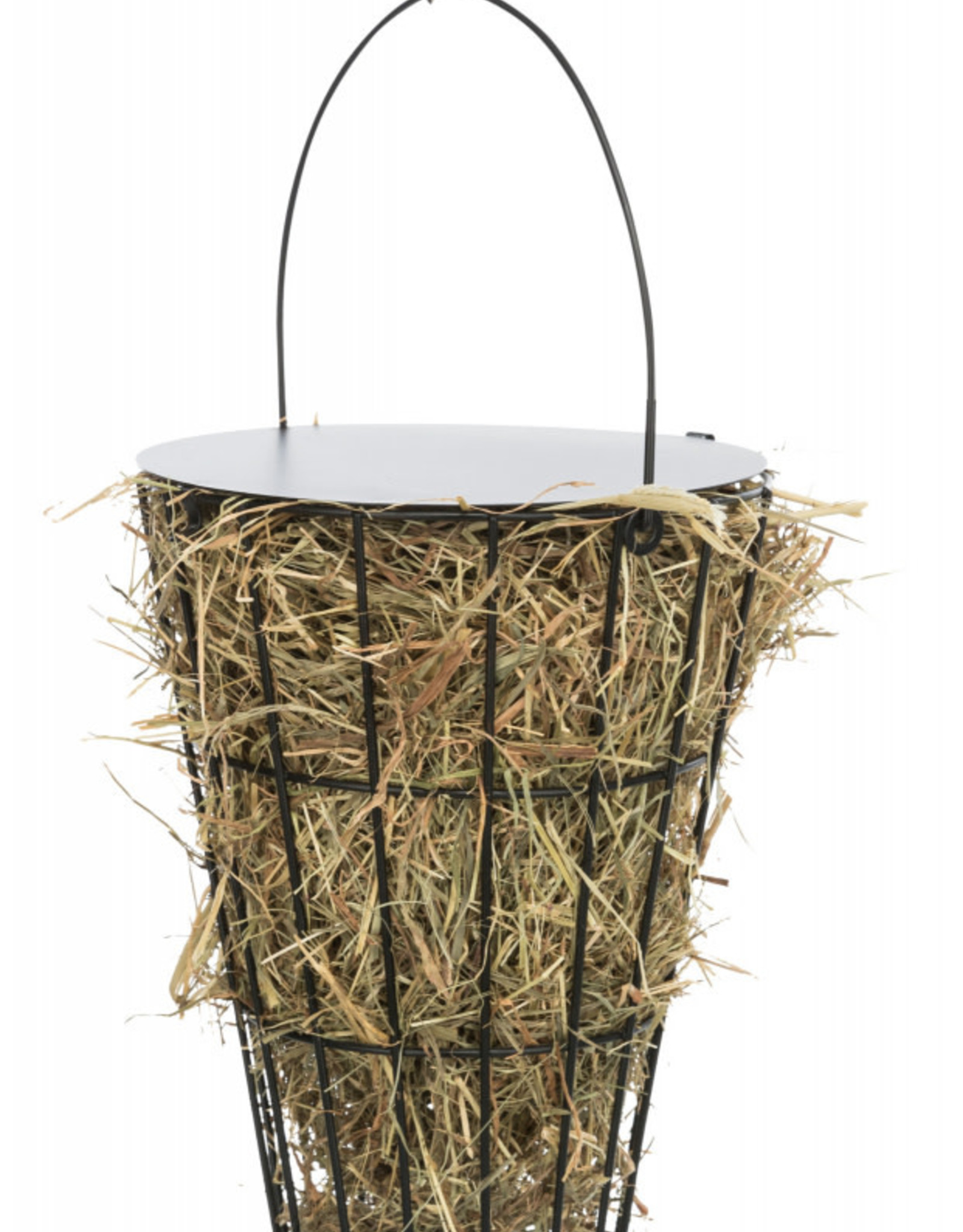 Trixie Hanging Hay Manger with Lid for Small Animals