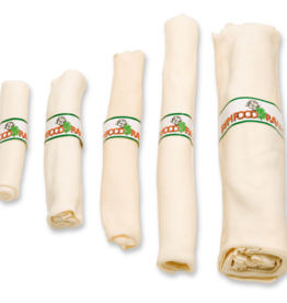 Farmfood Rawhide White Rawhide Dental Roll Dog Chew,  Medium 15cm