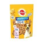 Pedigree Dentastix Chewy Chunx Mini Dog Treats Chicken Flavour, 68g