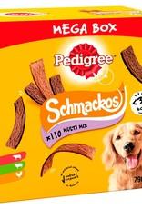Pedigree Schmackos Variety Mega Box Dog Treats 110 sticks