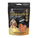 Rosewood Posh Eats Chicken Fillets with Chondroitin & Glucosamine Dog Treats, 80g