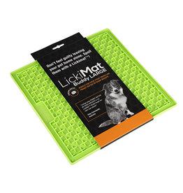 Innovative Lickimat Buddy Dog Treat Mat, Large