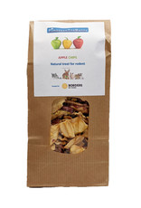 Borders Small Animal Dried Apple Chips70g