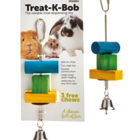 sharples Small N Furry Small Animal Treat K Bob Stick