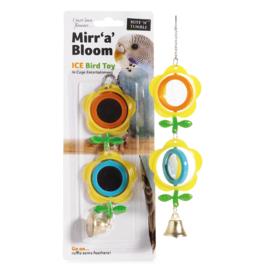 sharples Mirr 'A' Bloom Cage Bird Toy