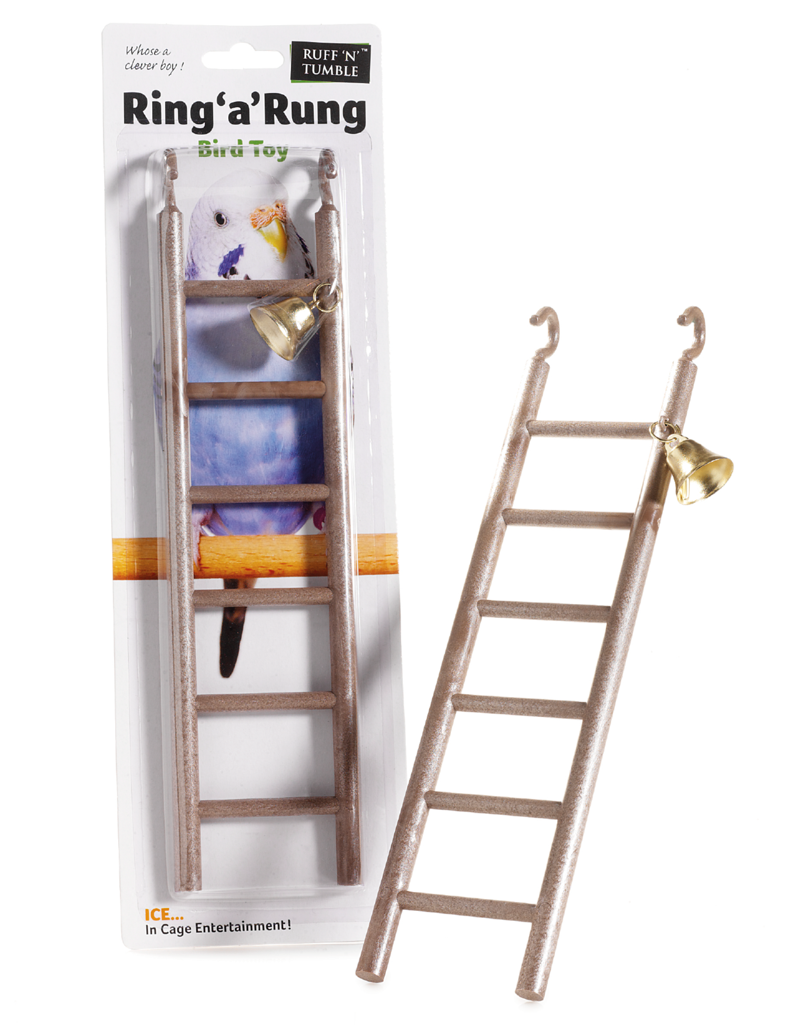 sharples Ring 'A' Rung Cage Bird Toy
