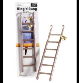 sharples Ring 'a' Rung Ladder Cage Bird Toy