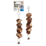 sharples Bark 'n' Beak Bird Toy, Large, 30cm