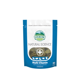 Oxbow Natural Science Supplements for Small Animals Multi-Vitamin Small Animal Supplement, 60 tablets