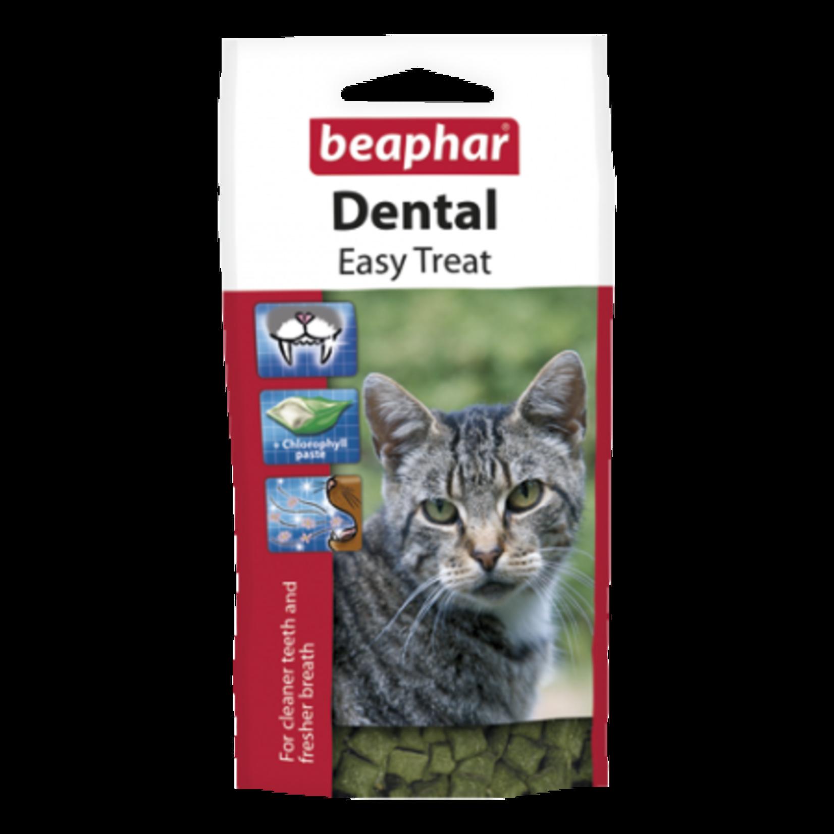 Beaphar Dental Easy Treat for Cats, 35g