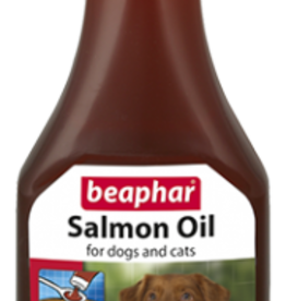 Beaphar Salmon Oil for Dogs & Cats, 425ml