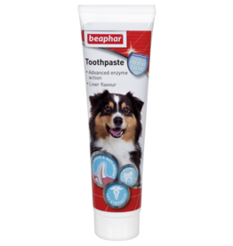 Beaphar Liver Flavoured Toothpaste for Dogs, 100g