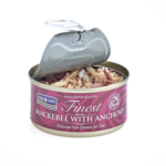 Fish4Cats Finest Mackerel with Anchovy Wet Cat Food, 70g