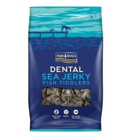 Fish4Dogs Dental Sea Jerky Fish Tiddlers Dog Treats, 575g