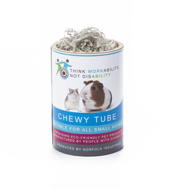 Norfolk Industries Small Animal Chewy Tube with Recycled Paper Filling  85g