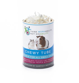 Norfolk Industries Small Animal Chewy Tube with Paper Flakes Filling, 60g