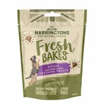 Harringtons Fresh Bakes Chicken Liver Dog Training Treats, 100g