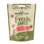 Harringtons Fresh Bakes Baked Salmon Fish Bites Dog Treats, 100g