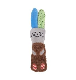 Rosewood Little Nippers Floppy Rabbit Toy for Cats & Kittens