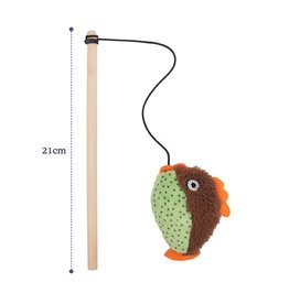 Rosewood Little Nippers Flippy Fish Toy for Cats & Kittens