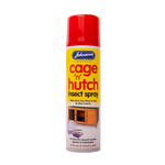 Johnsons Veterinary Cage n Hutch Insect Spray with I.G.R, 250ml