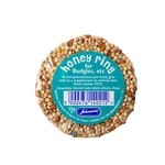 Johnsons Veterinary Honey Ring Treat for Budgies, Parakeets etc, 25g