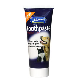 Johnsons Veterinary Chicken Triple Action Cat & Dog Toothpaste, 50g