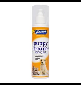 Johnsons Veterinary Puppy & Kitten Trainer Pump Spray, 150ml