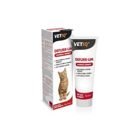 Mark & Chappell VetIQ VetIQ Defurr-Um Hairball Remedy for Cats & Rabbits, 70g