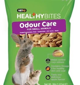 Mark & Chappell VetIQ VetIQ Healthy Bites Odour Care for Small Animals, 30g