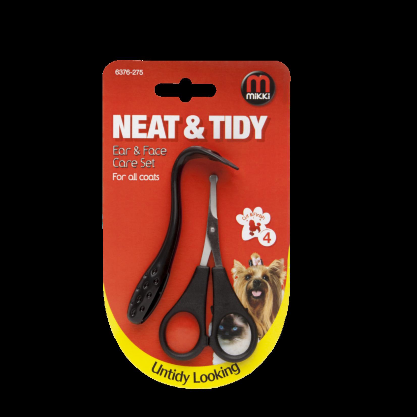 Mikki Neat & Tidy Ear & Face Care Set