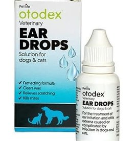 Veterinary Ear Drops for Dogs & Cats