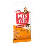 Pedigree Misfits Twistos Dog Treats with Chicken, 105g