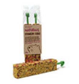 Rosewood Boredom Breaker Naturals Strawberry Sticks Small Animal Treat, 120g