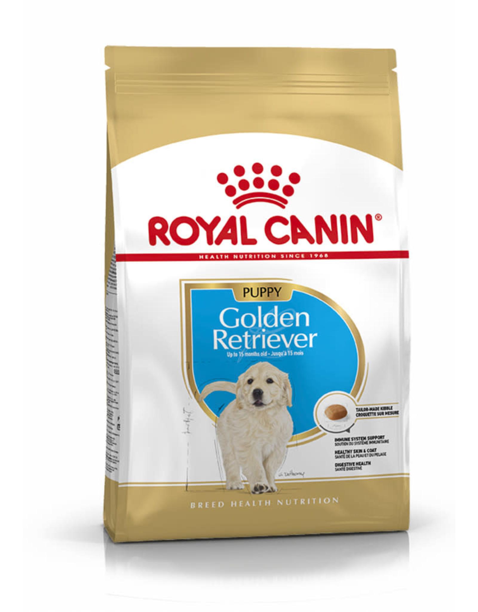 Royal Canin Golden Retriever Puppy Dry Food