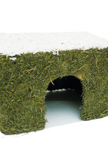 Rosewood Christmas Small Animal Wintery Hay Cottage, Medium