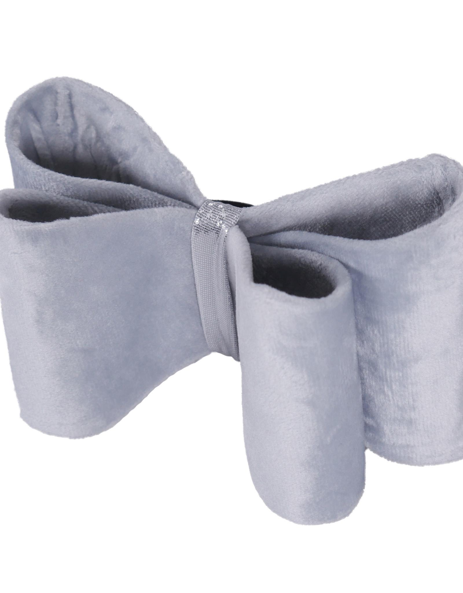 Rosewood Christmas Velvet Silver Bow