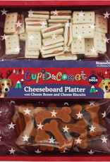 Rosewood Christmas Cheeseboard Platter for Dogs, 200g