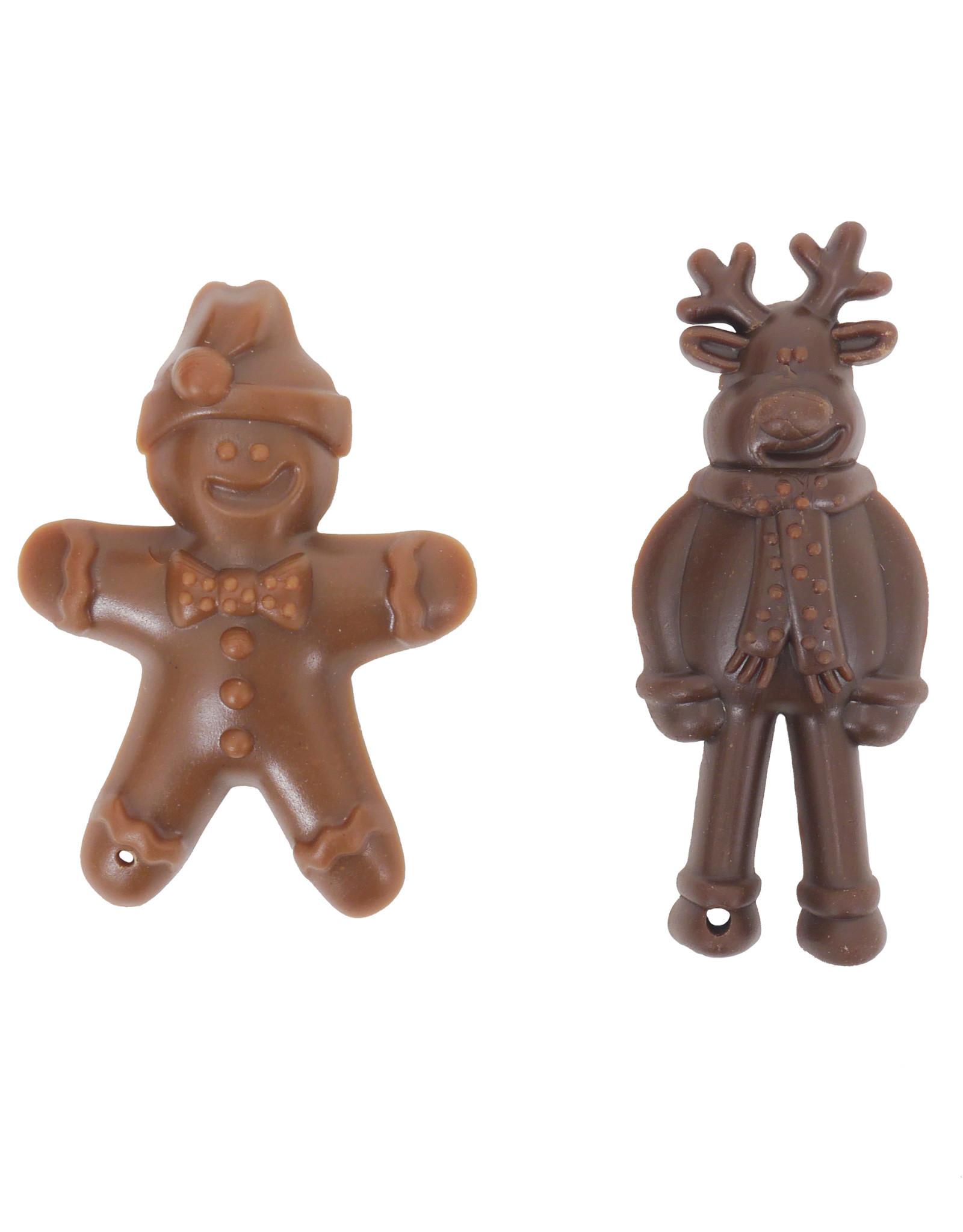 Rosewood Christmas Festive Meaty Dog Treat, 45g