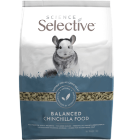 Supreme Science Selective Balanced Chinchilla Food, 1.5 kg