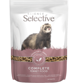 Supreme Science Selective Complete Ferret Food, 2kg