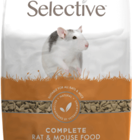 Supreme Science Selective Complete Rat & Mouse Food, 1.5kg